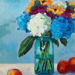 Cindy Vener - Bloom.ing Art Exhibition