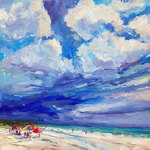 Cindy Vener - Endless Summer: A Group Exhibition 2021