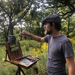 Nathan Brandner - Sketching in Nature (Green Isle Park)