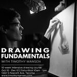 Timothy Mansen - Drawing Fundamentals: Learning from the Masters (w/Covid Caution)