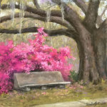 "Glinda Schafer - Invitational Exhibit ""Oak Trees"""