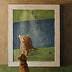 Surprised Feline by Barbara Louise Pence