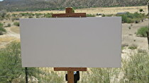 "WIDE PANEL CLIPS (12"" X 24"" PANEL) by Art Box and Panel  ~  x"