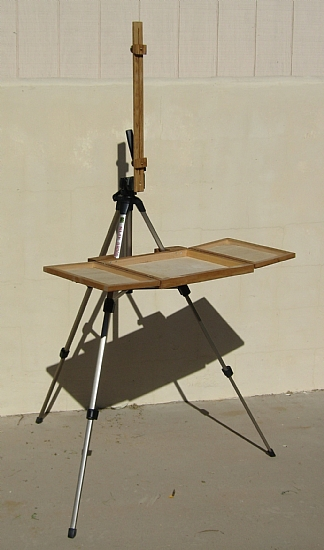 COULTER EASEL -
