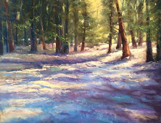 Winter Solstice - Pastel