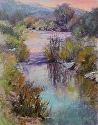 Summer's Quest by Janis Ellison Pastel ~ 20 x 16