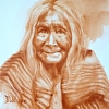Grandmother of the Mescalero Apache