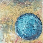 Heartful Artists Gallery - A Full Heart on The Encaustic Edge - live stream at 2pm PST, with Melissa Stephens