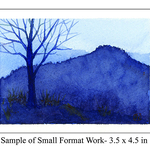 Jane Voorhees - CANCELLED-JCCFS-Small Scale Watercolor for the Absolute Beginner