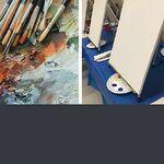 Josie De Meo - Cours de peinture acrylique et huile