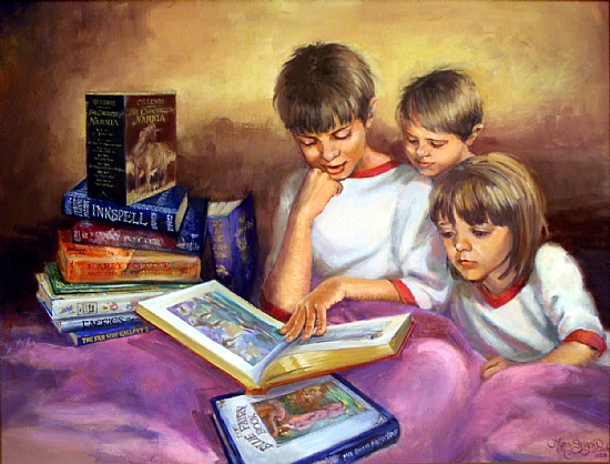 The Readers - Oil
