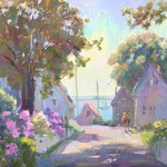 John Clayton - Cape School of Art Provincetown Plein Air Painting
