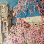 Joyce Smith - Galley show: Windridge Vineyard tasting room, Darnstown, Md.
