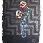 Annie Reid - Art Share April