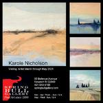 Karole Nicholson - Featured Artist, Spring Bull Gallery