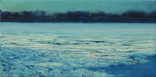 Early One Morning - Oil