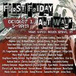 Stephen King - First Friday Art Walk