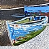 """""""Boats at the Claddagh"""" by Kevin James"""