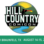 Clinton Hobart - Hill Country Comic Con