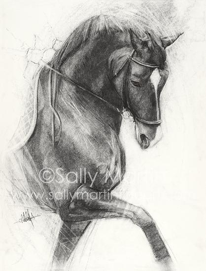 Sally Martin Artist by Sally Martin x