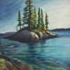 Island - Lake Superior