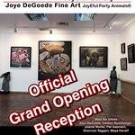JoyEful Gallery - Joye DeGoede Fine Art - JoyEful Gallery Official Grand Opening Reception