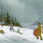 Doris Ettlinger - Adding Figures to Landscapes