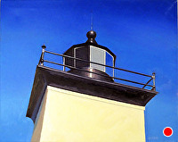 "Grindle Point by Dan Graziano Oil ~ 24"" x 30"""