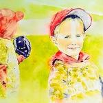 Keri Keefe - Montana Watercolor Society Annual Watermedia 2021